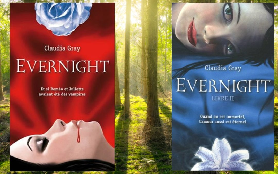Evernight tome 1 et 2
