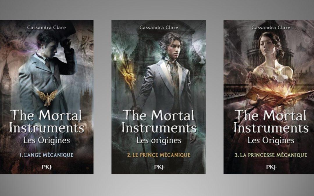 The mortals instruments – Origine