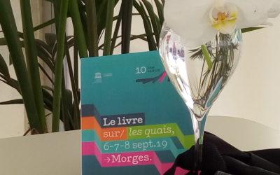 Les livres sur les quais – Morges (6-8 septembre 2019)