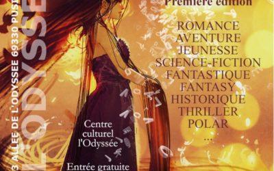 Zoom sur le Salon du livre de Pusignan (1ere édition)