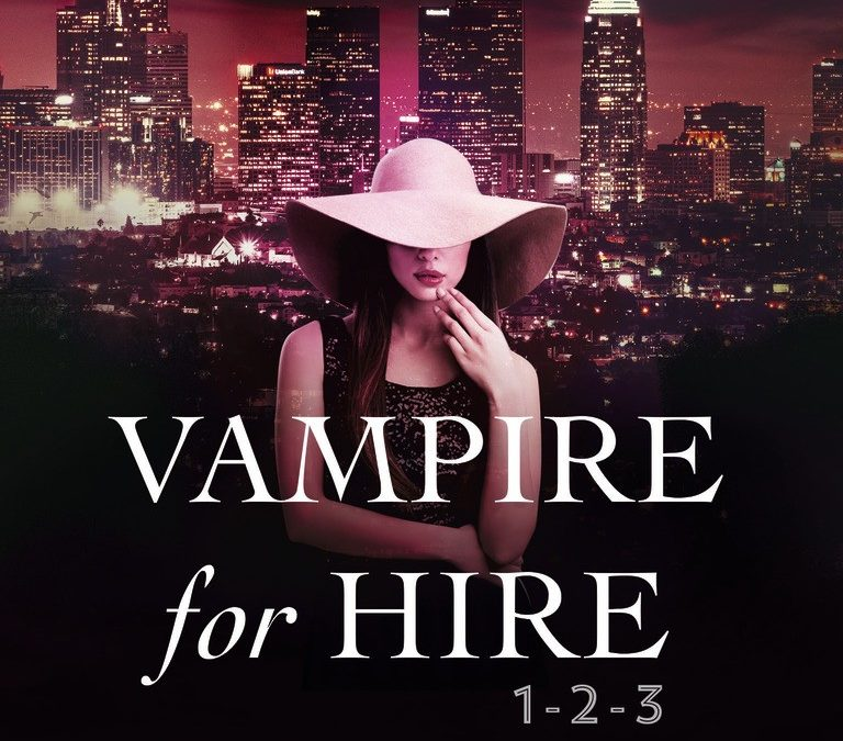 Vampire for Hire 1 – 2 – 3