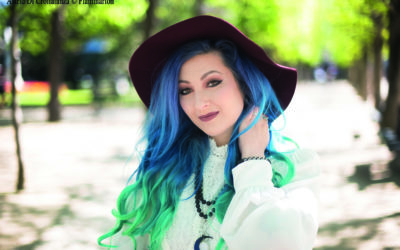 Interview de Georgia Caldera
