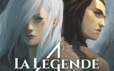 La légende des 4 tome 1 : Le clan de loups
