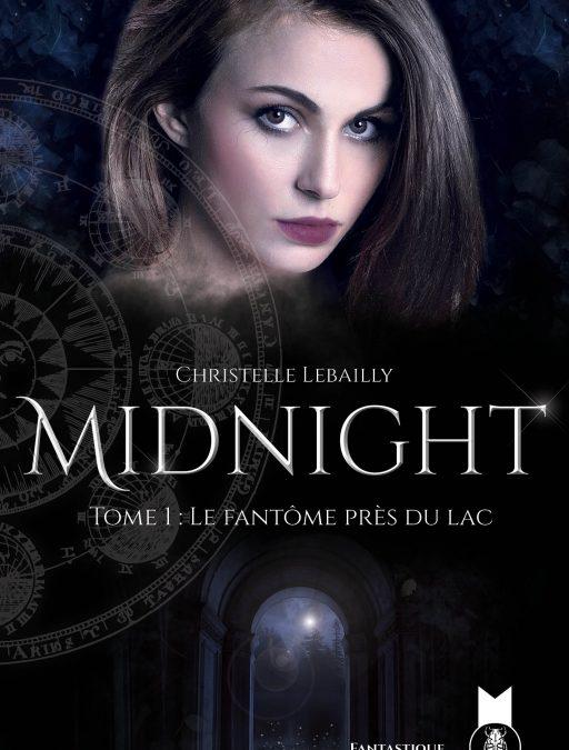 Midnight tome 1 : Le fantôme prés du lac