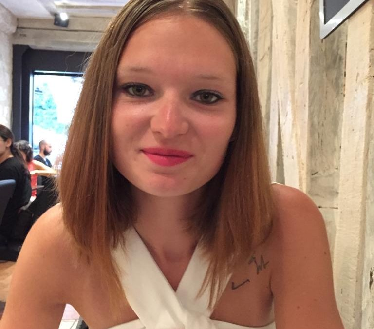 Interview de Ophélie Derosier-Morelle