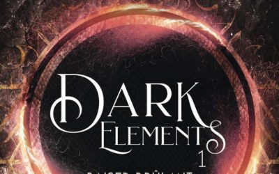 Dark Elements tome 1 : Baiser brûlant