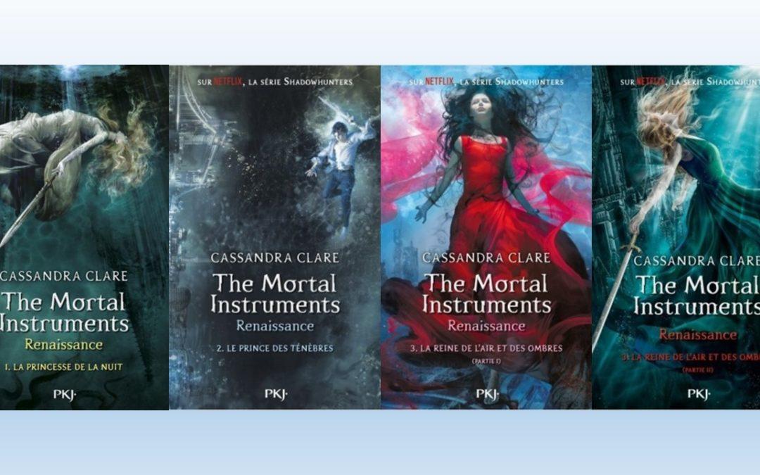 The Mortals Instruments – Renaissance