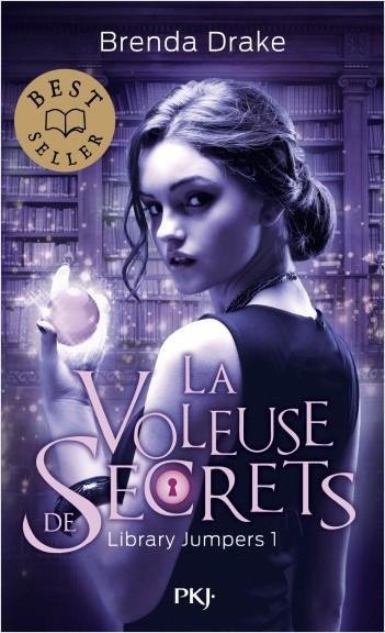Library Jumpers tome 1 : La Voleuse de secrets