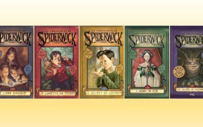 Les chroniques de Spiderwick
