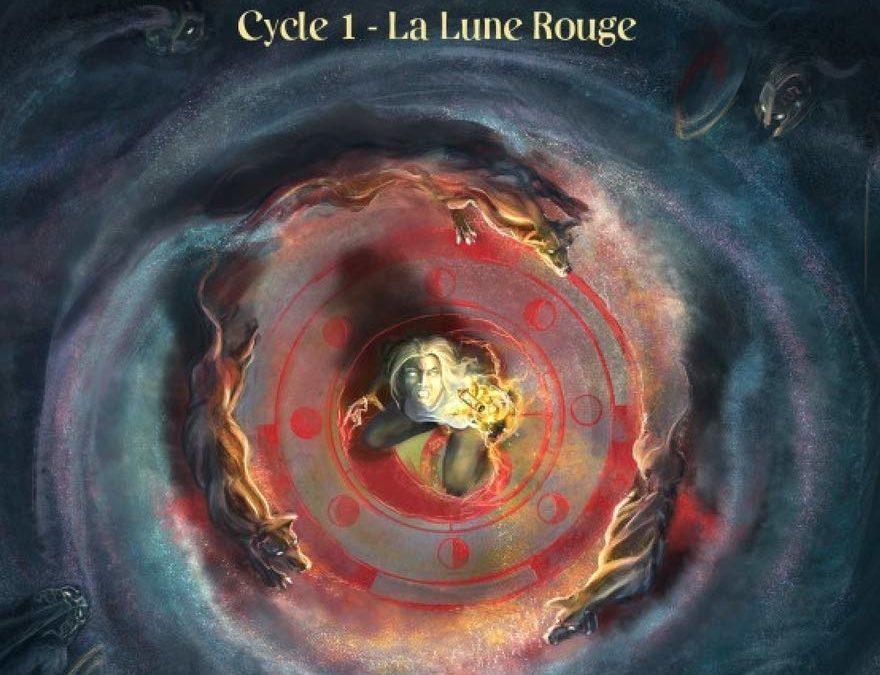 Les chroniques de Sélène tome 1 : La lune rouge