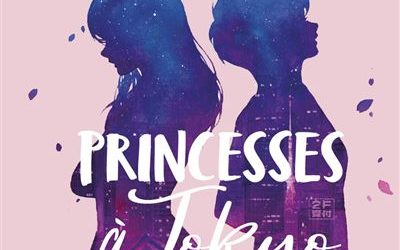 Rosewood Chronicles tome 3 : Princesses à Tokyo