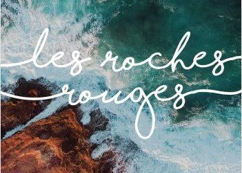 Les roches rouges